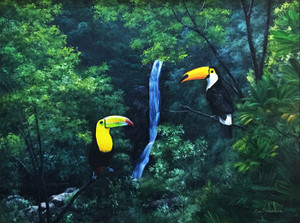 TOUCANS BY RON BALABAN