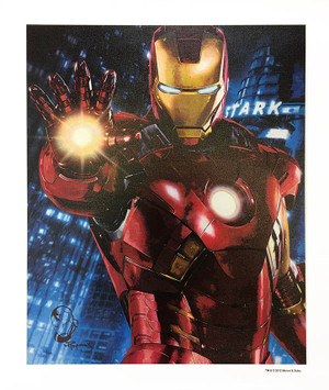 I AM IRON MAN BY MARVEL