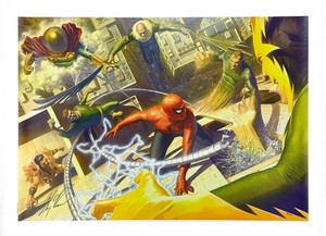 SINISTER SIX BY MARVEL