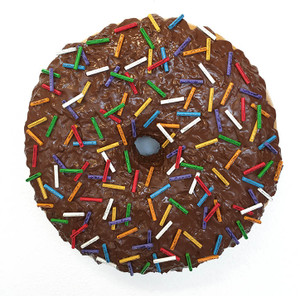 LARGE DONUT BY STAN SLUTSKY
