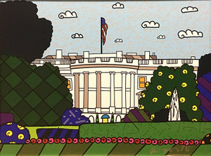 1600 PENNSYLVANIA AVENUE BY ROMERO BRITTO
