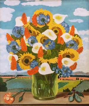 FLOWER VASE BY MARGARITA LOZANO