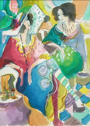 UNTITLED III BY ISAAC MAIMON