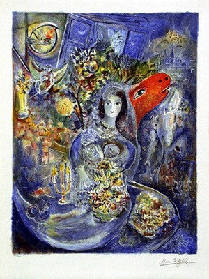 BELLA BY MARC CHAGALL