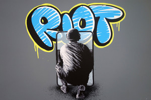RIOT BY MARTIN WHATSON