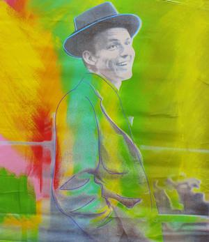 FRANK SINATRA, FONDLY BY STEVE KAUFMAN