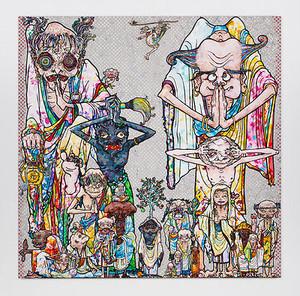CLAIRVOYANCE 2015 BY TAKASHI MURAKAMI