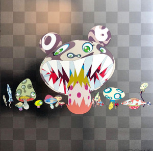 HERE COMES MEDIA BY TAKASHI MURAKAMI