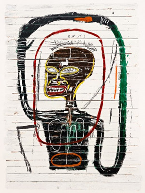 FLEXIBLE BY JEAN-MICHEL BASQUIAT