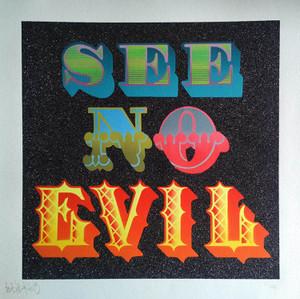 SEE NO EVIL BY BEN EINE
