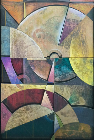 ABSTRACT BY RICHARD HALL