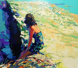 ON THE SEAWALL BY NICOLA SIMBARI