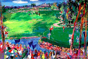 RYDER CUP VALHALLA BY LEROY NEIMAN