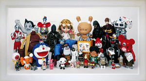 TOY GIANTS - JAPAN FAMILY BY DANIEL AND GEO FUCHS