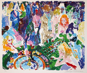 CASINO BY LEROY NEIMAN