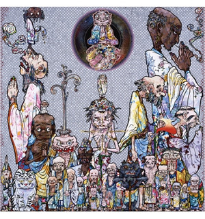 PHANTASMA BY TAKASHI MURAKAMI