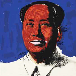 MAO FS II.98 BY ANDY WARHOL