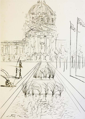 CITY HALL BY SALVADOR DALI