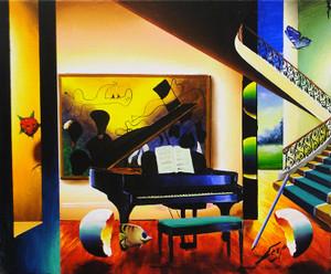 GRAND PIANO BY FERJO