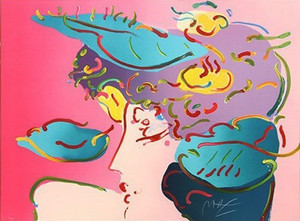 FLOWER SPECTRUM BY PETER MAX