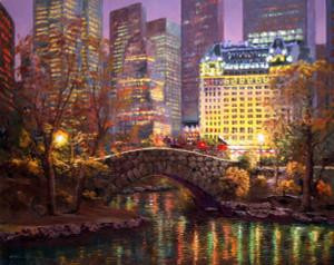 NY CENTRAL PARK BY SAM PARK