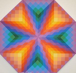 X (OCTAGON SHAPE) BY STAN SLUTSKY