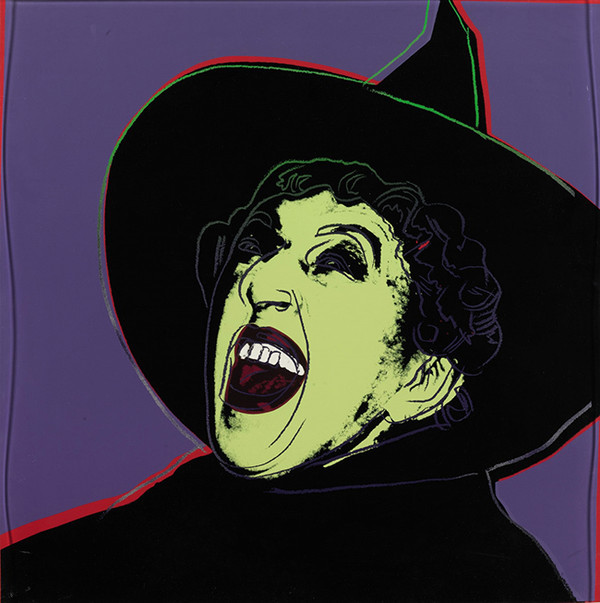 MYTHS: THE WITCH FS II.261 BY ANDY WARHOL