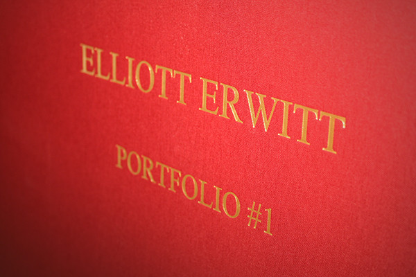 THE PORTFOLIO #1 BY ELLIOTT ERWITT