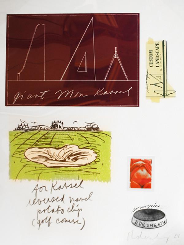 NOTES (KASSEL) BY CLAES OLDENBURG