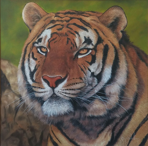 TIGER I BY RON BALABAN