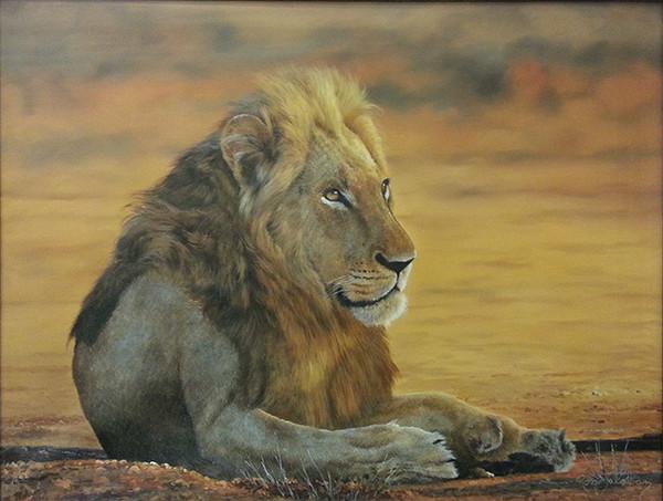 LION BY RON BALABAN