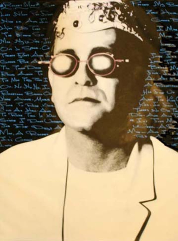 ELTON JOHN-LYRICS BY STEVE KAUFMAN