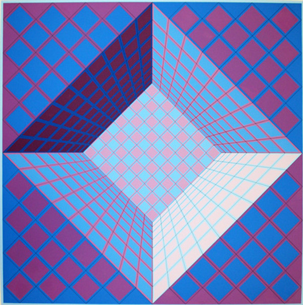 PICTOR BY VICTOR VASARELY