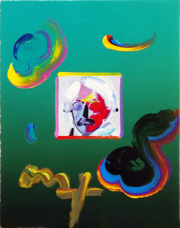 ANDY WITH MUSTACHE VERSION 1.2 BY PETER MAX