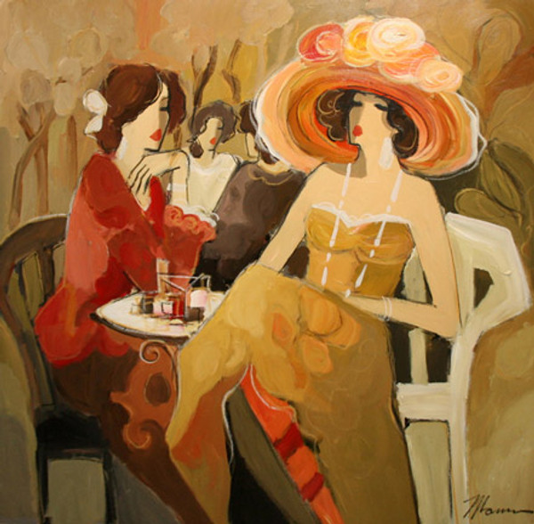 ESPRESSO RETREAT I BY ISAAC MAIMON