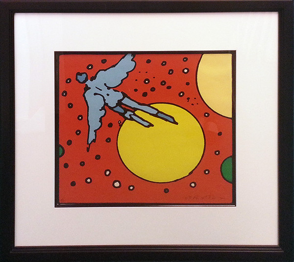 BALOO BABA (1970'S) BY PETER MAX