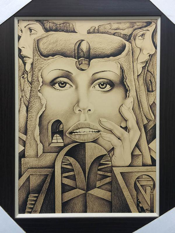 SEPIA # 8 BY FERNANDO MONTOYA