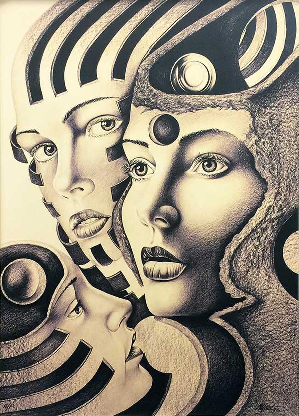 SEPIA # 11 BY FERNANDO MONTOYA