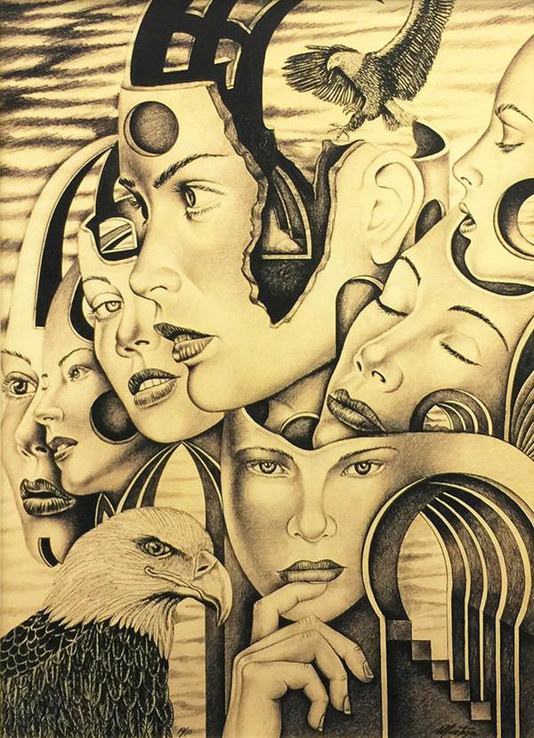 SEPIA # 13 BY FERNANDO MONTOYA