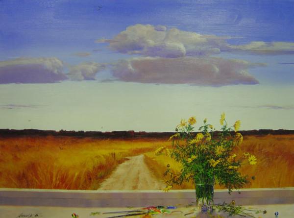 DESERT SKIES BY MICHAEL GORBAN