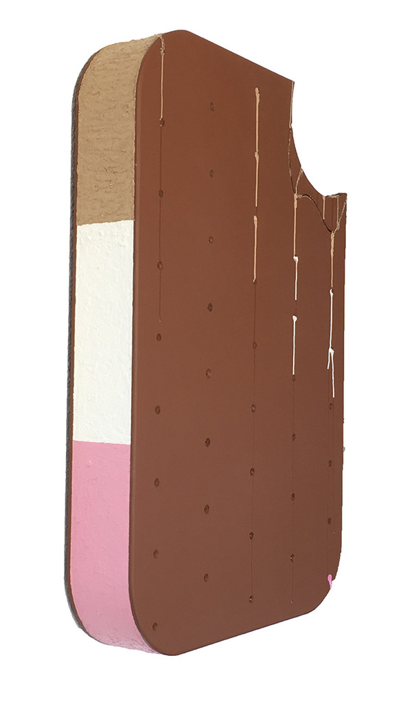 NEAPOLITAN ICE CREAM SANDWICH BY STAN SLUTSKY