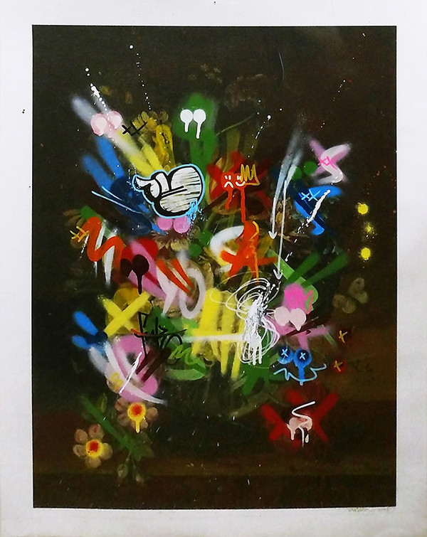 STILL LIFE 2 BY MARTIN WHATSON