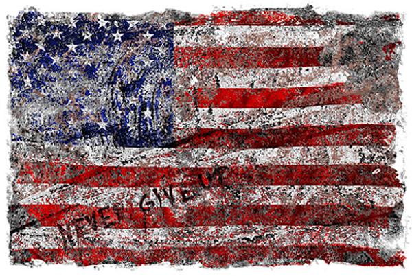 FREEDOM BY MR. BRAINWASH
