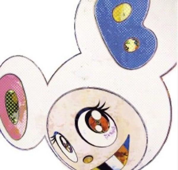 AND THEN X6 WHITE  BY TAKASHI MURAKAMI