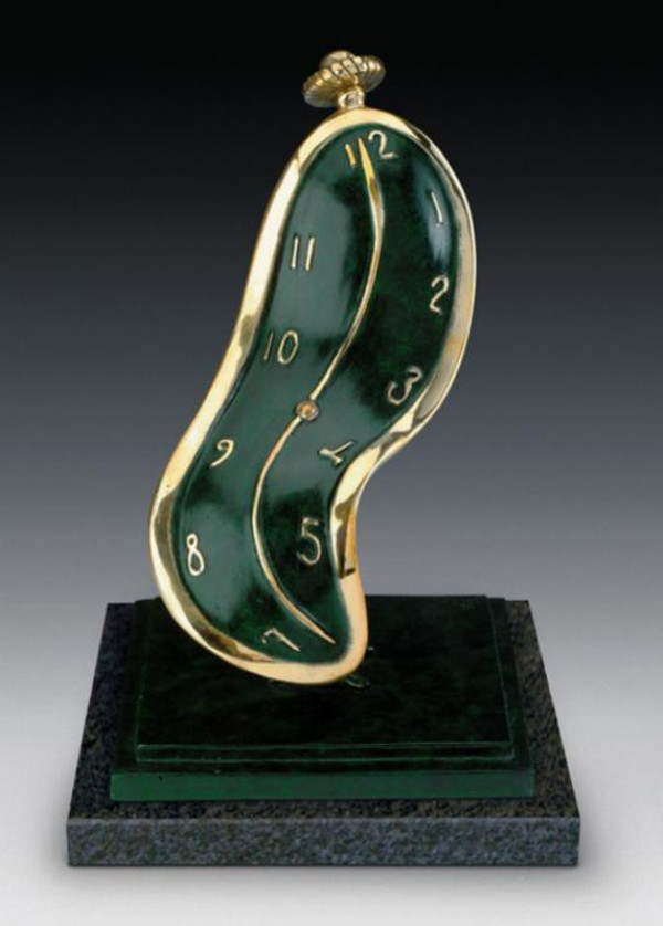 DANCE IN TIME I BY SALVADOR DALI