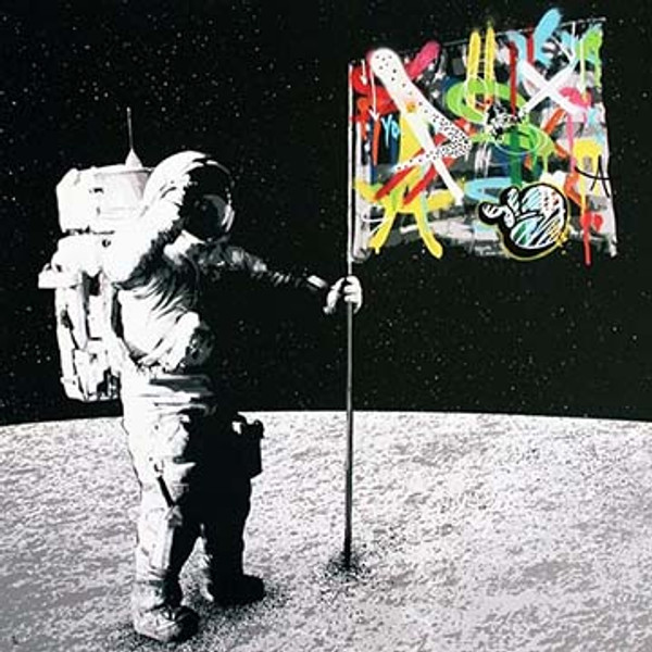 ONE SMALL STEP (BLUE) BY MARTIN WHATSON