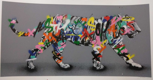 TIGER BY MARTIN WHATSON