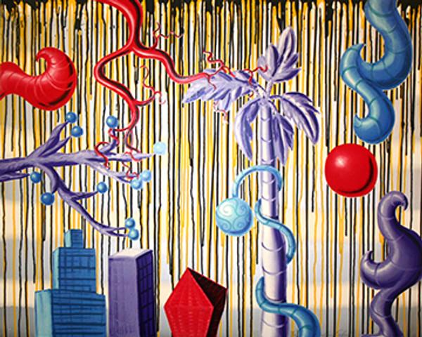 ACID RAIN BY KENNY SCHARF