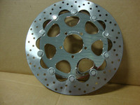 "WOLF - 13"" FRONT BRAKE ROTOR - 2009-11"