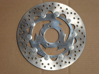 CHOPPER SAWBLADE BRAKE ROTOR (FRONT OR REAR)